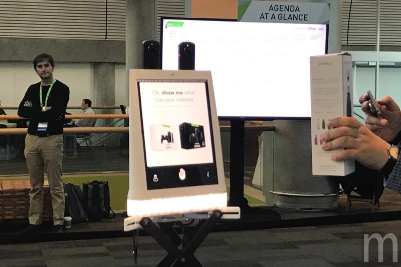 是動眼看/舉手就能協助購物 應用Jetson TX2打造的商店服務機器人這篇文章的首圖