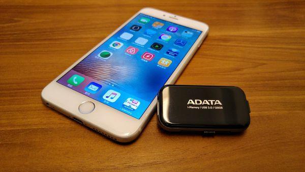 是[開箱] 小容量iPhone的救星 威剛i-Memory USB 3.0 128GB這篇文章的首圖
