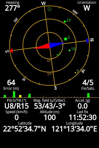 是GPS Status - 即時掌握GPS狀況這篇文章的首圖