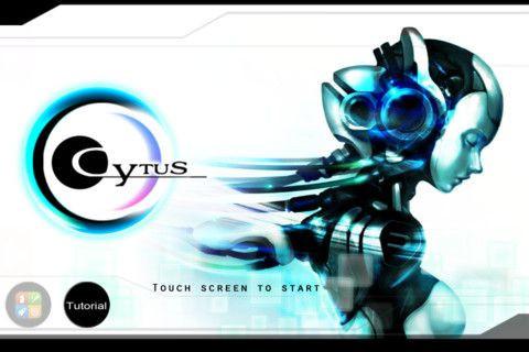 是Cytus - 台灣自製的音樂節奏遊戲這篇文章的首圖