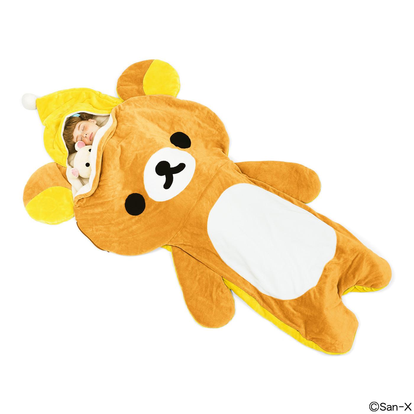 是懶懶熊超大型睡袋這篇文章的首圖