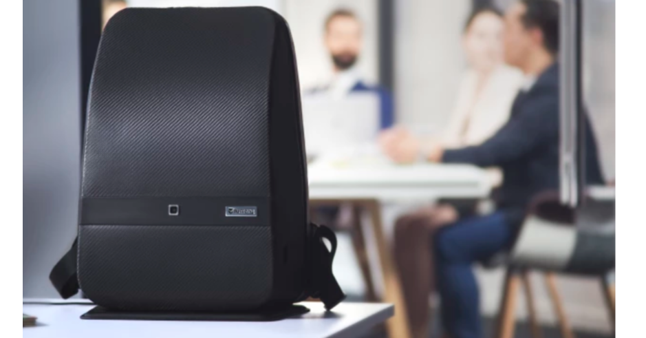 , Backpack, Bag, , Computer speakers, , AC adapter, Ese, Fashion, Multimedia, Lumzag, technology, product, electronic device, product, electronics, multimedia, speaker, computer speaker