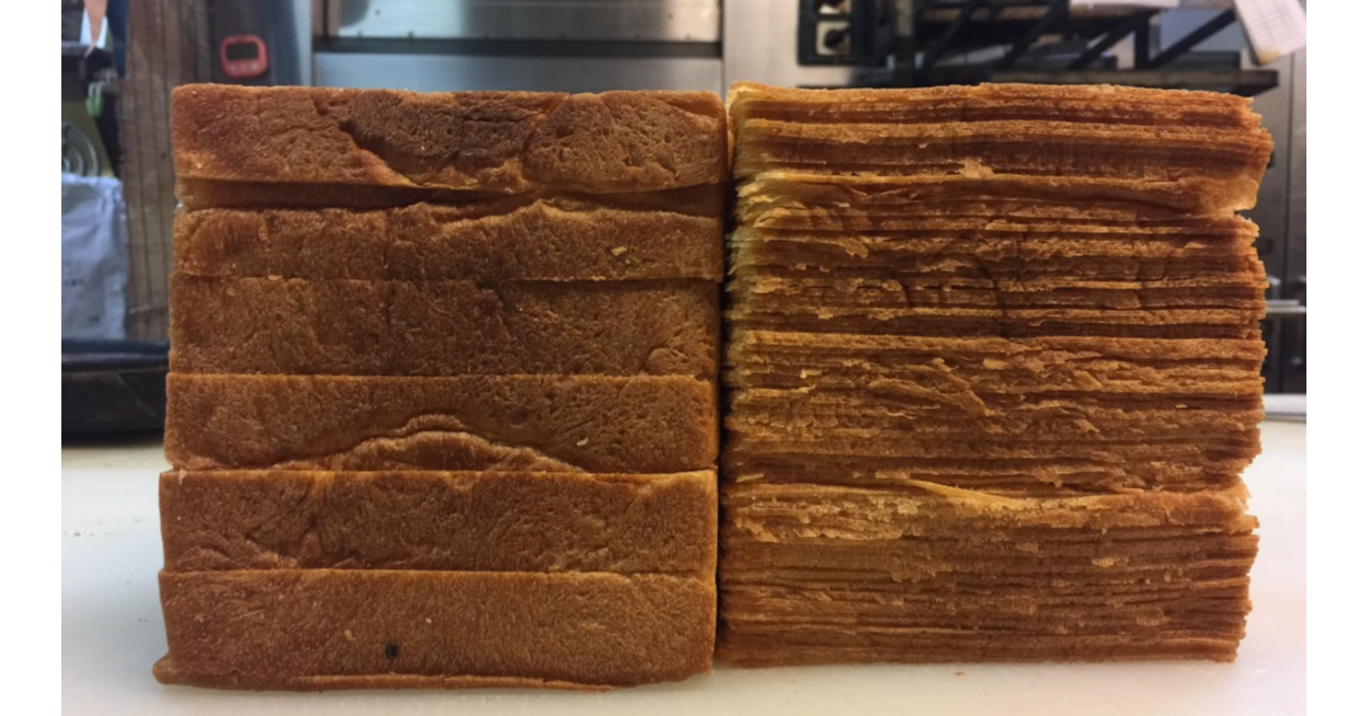 Wood stain, Sliced bread, Wood, sliced bread, Food, Cuisine, Dish, Baked goods, Snack, Rectangle, Square, Dessert