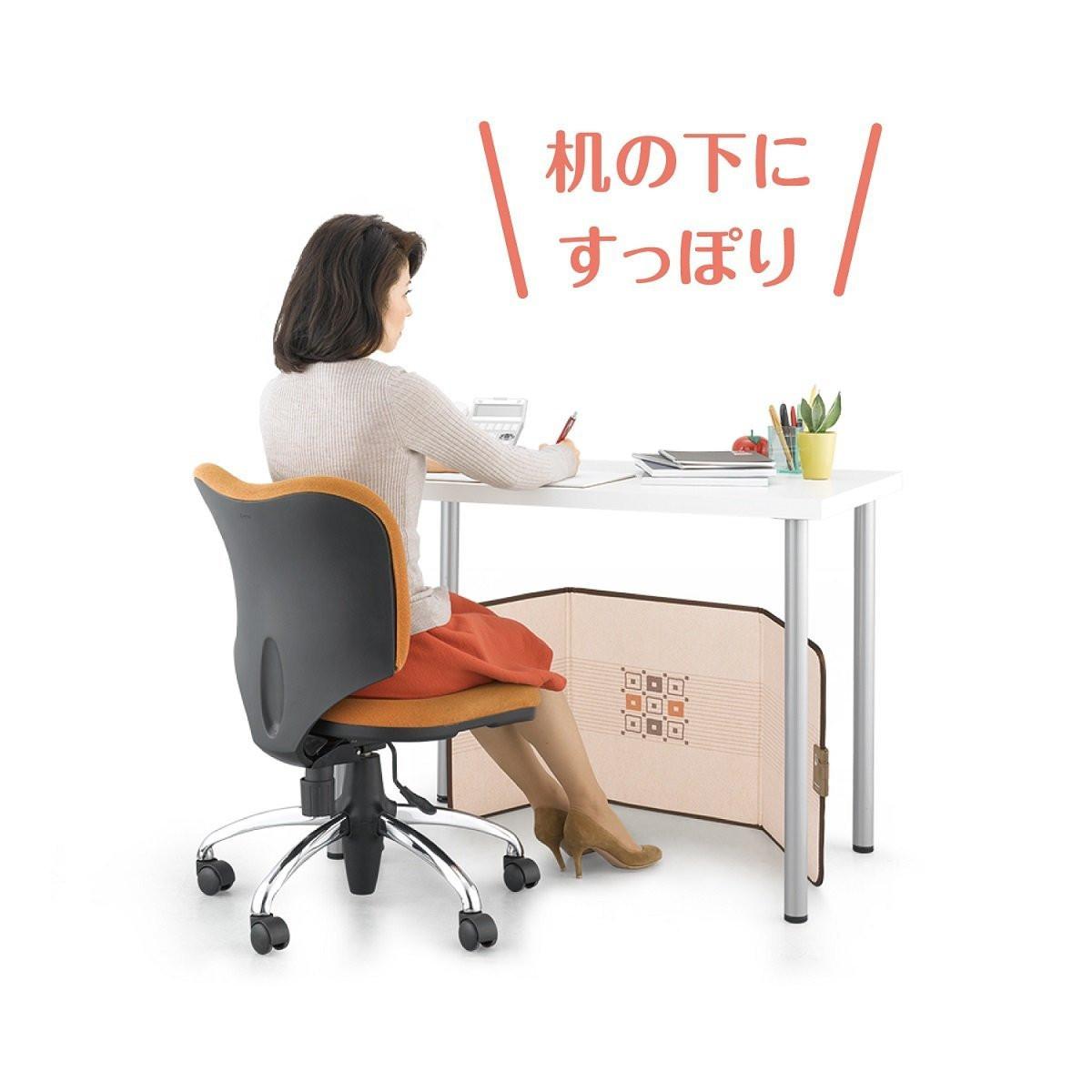 桌下薄式電暖爐