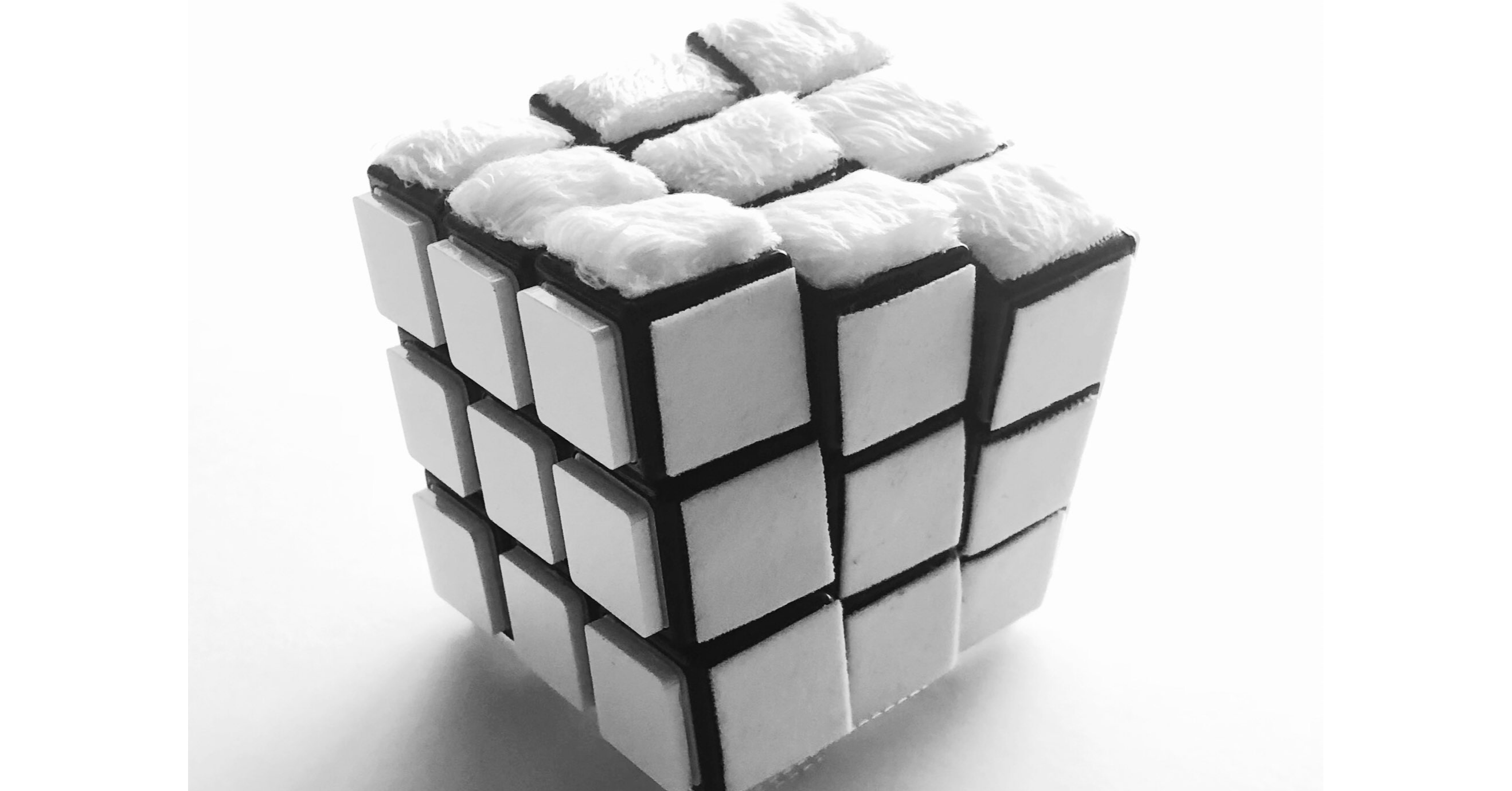 Product, Product design, Angle, Design, angle, White, Rubik's cube, Toy, Mechanical puzzle, Puzzle, Rectangle, Square