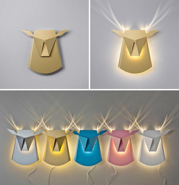 會帶給人驚喜的照明藝術燈