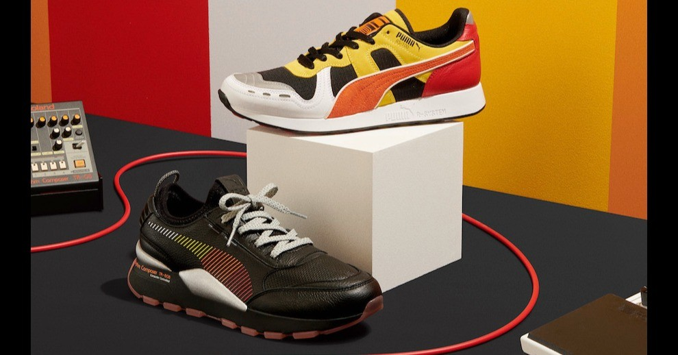 Nike Air Max, Sneakers, , Puma, Roland TR-808, Nike, , Shoe, Sneaker collecting, Retro style, Sneakers, footwear, sneakers, shoe, product, orange, sportswear, product, design, outdoor shoe, brand