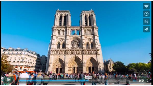 二分鐘的巴黎假期 - 癮科技
