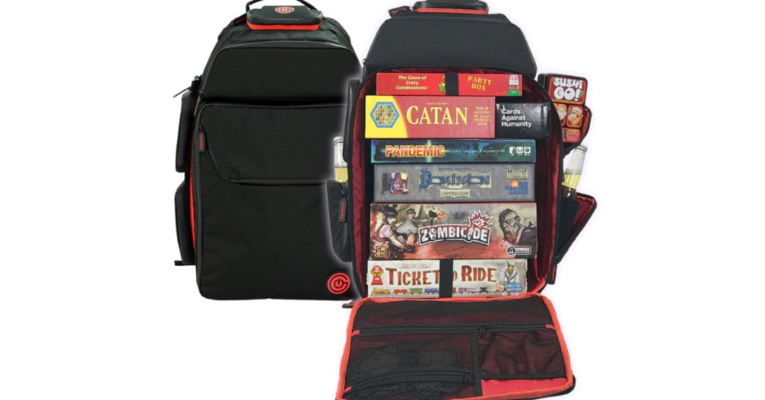 Far Cry, Board game, , Game, Video Games, Far Cry New Dawn, Backpack, Catan, Bag, Go, Board game, Bag, Product, Backpack, Luggage and bags, Hand luggage, Travel, Messenger bag, Fictional character