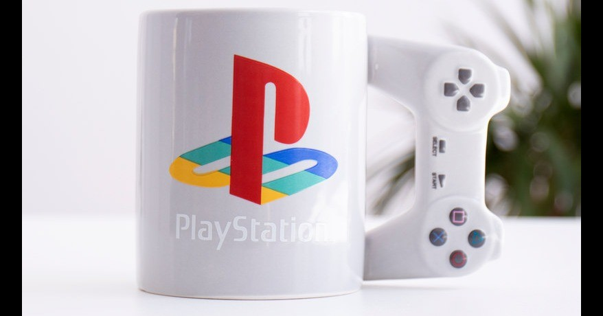 夢幻PlayStation馬克杯
