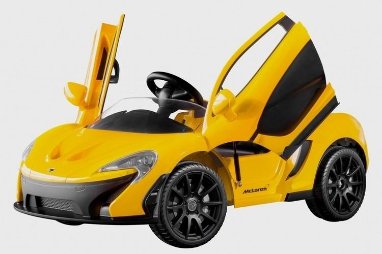 是正天龍兒童代步車:McLaren P1純電動車這篇文章的首圖
