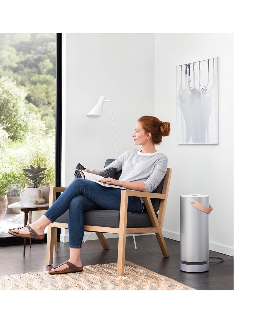 美型智慧空氣清淨機 - 癮科技