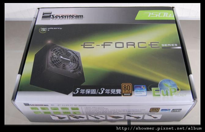 是Seventeam 七盟 E-Force 750W 過手小玩這篇文章的首圖