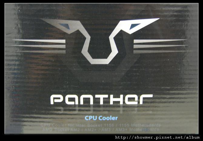是Prolimatech Panther 以豹為名的散熱器這篇文章的首圖
