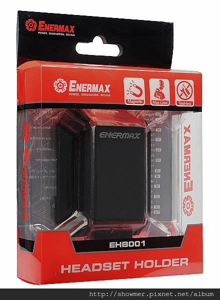 是ENERMAX HEADSET HOLDER EHB001 好便宜 超實用 最佳空間利用的耳機置放架這篇文章的首圖