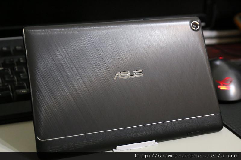 是掌中的時尚 追劇神器 ASUS ZenPad S 8.0 Z580CA這篇文章的首圖
