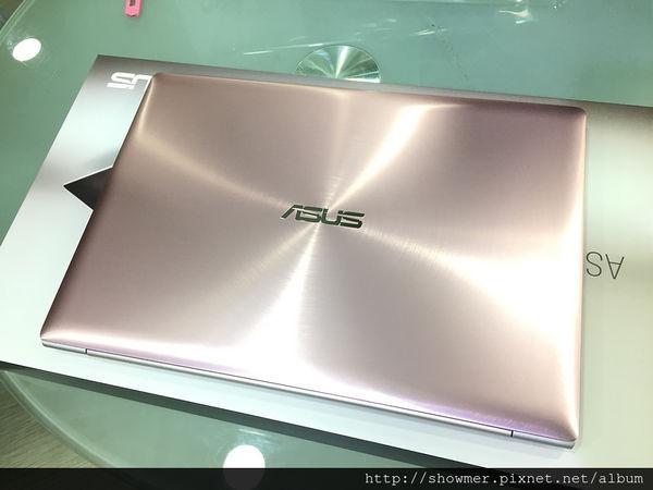 是玫瑰金 少女心 ASUS ZenBook UX303UB 絢麗開箱這篇文章的首圖