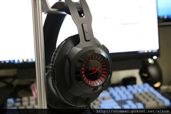 是聽聲辨位 縱橫遊戲戰場 Kingston HyperX Cloud Revolver 專業電競耳機 測試分享這篇文章的首圖