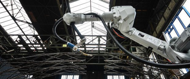 是 3D列印機器人造橋計劃這篇文章的首圖