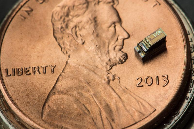 肺癌乳癌前兆提前預警 密西根大學打造蟻人電腦進入人體偵測
