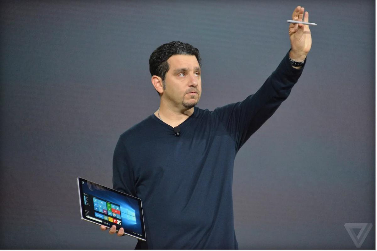 是微軟發表 Surface Pro 4 工作用平板電腦和 Surface Pen 左打 Google Pixel C 右攻 iPad Pro 這篇文章的首圖