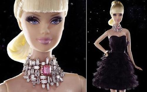 是鑽石是女孩的好朋友,身價九百萬的芭比來募款了這篇文章的首圖