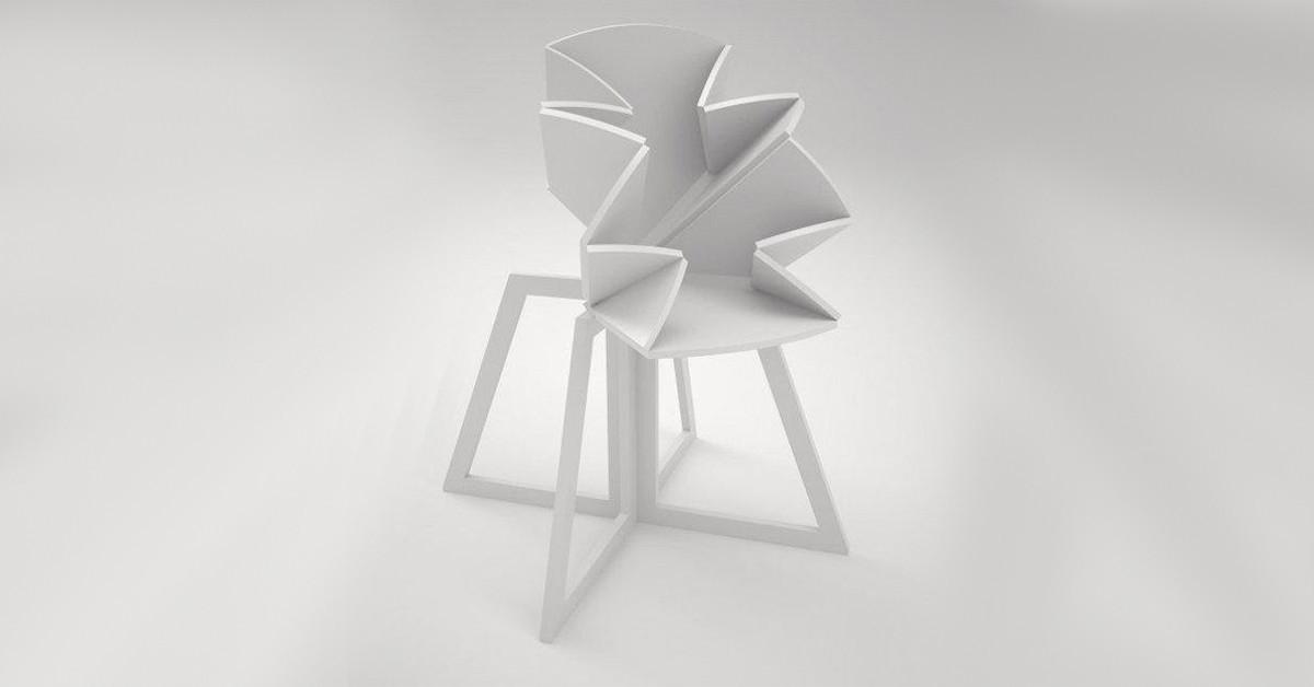 是從凳子變桌子,花一般開闔收展摺疊桌 Grand Central這篇文章的首圖