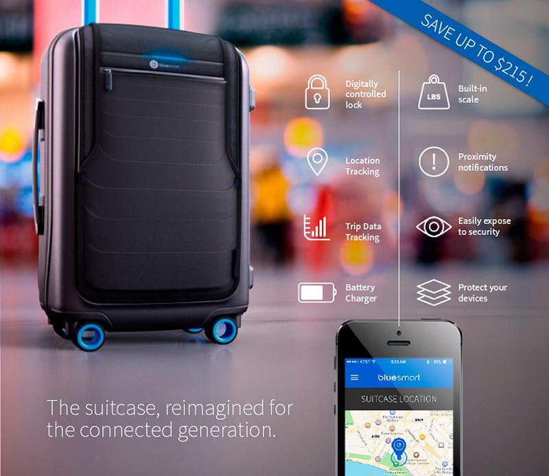 是Bluesmart 智能登機箱,你私人的行李管家這篇文章的首圖