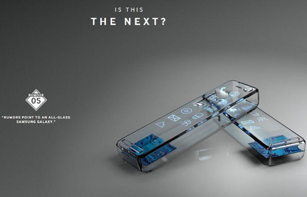 是全透明玻璃機身!Samsung 再爆料會有新設計這篇文章的首圖