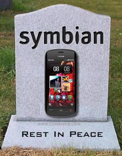 是一個時代的終結!Nokia 宣佈 Symbian 系統已死這篇文章的首圖