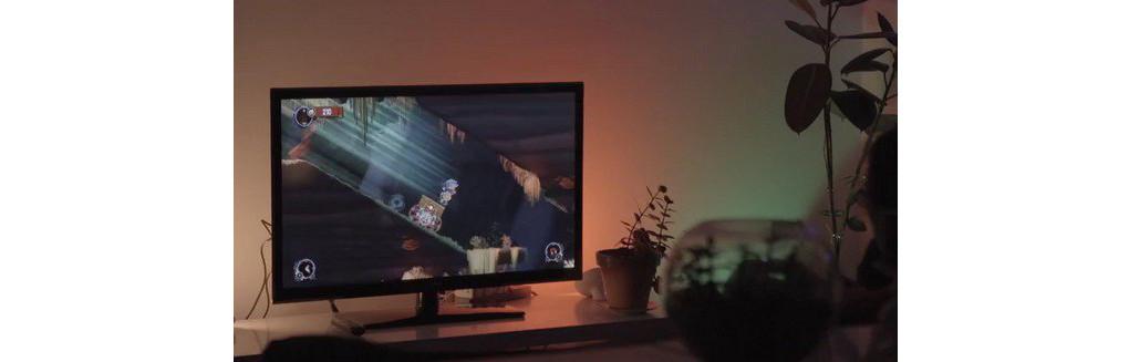 是打電動的燈光變化 … Philips Hue 燈泡連動 Xbox One 創造氣氛這篇文章的首圖