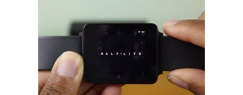 是智慧型手錶都玩到 Half – Life這篇文章的首圖