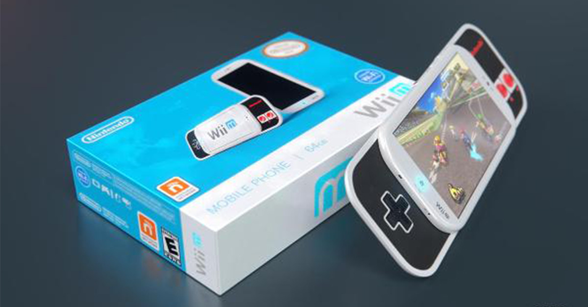 是任天堂概念手機 WiiPhone 登場!可串流玩 Wii 及 WiiU 遊戲這篇文章的首圖