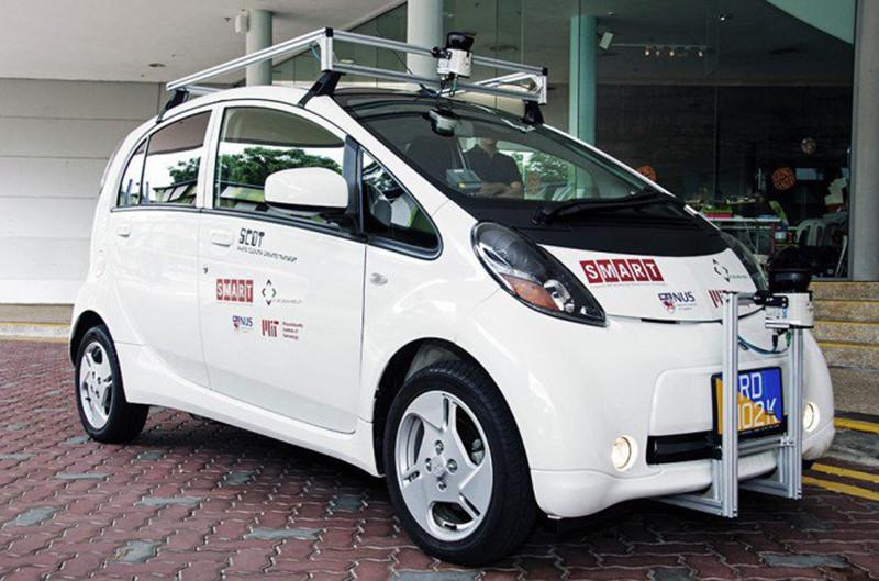 是新加坡明年推出無人駕駛計程車這篇文章的首圖