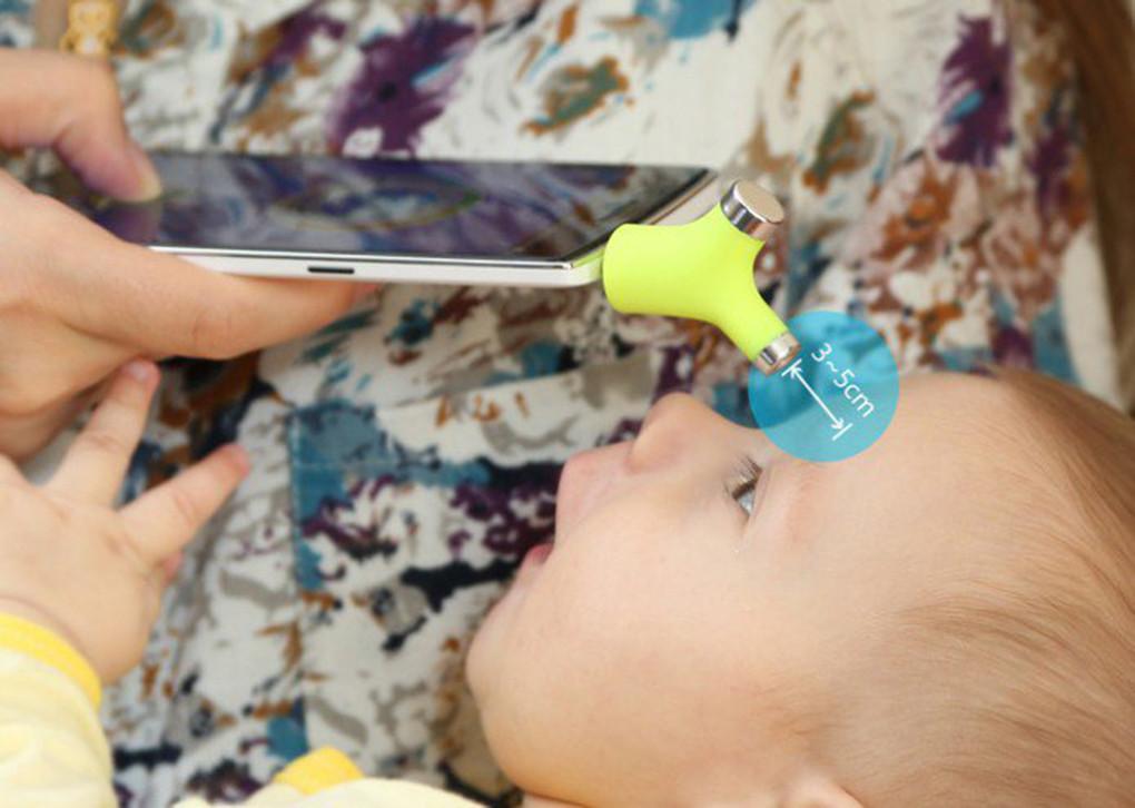 是連接 Smartphone 超方便 全新迷你 Wishbone 兒童探熱器這篇文章的首圖