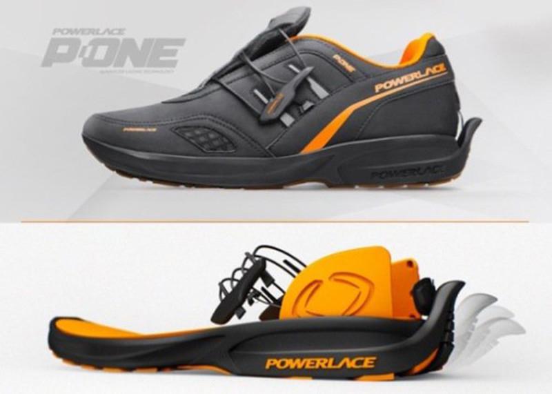 是無需用電!Powerlace 鞋一穿上即會自動綁鞋帶這篇文章的首圖