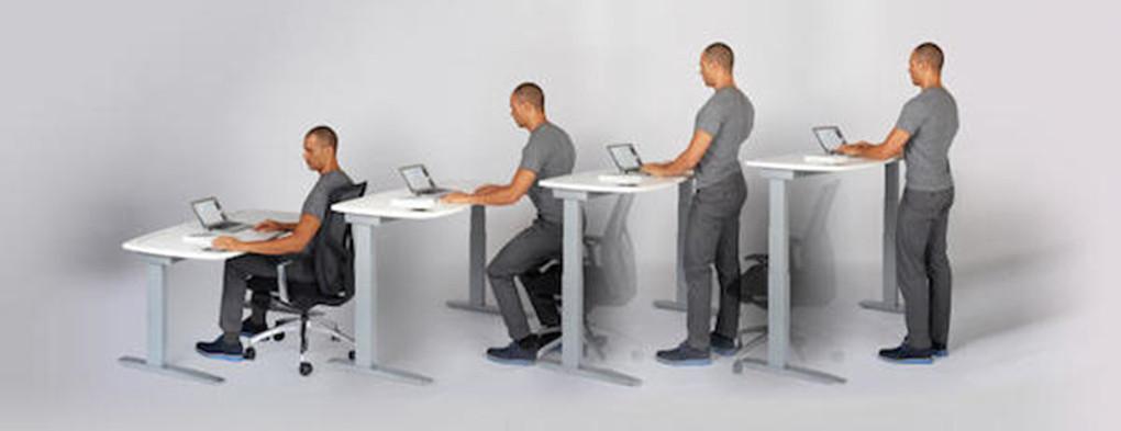 是不要坐太久!自動升高桌面的 Stir Kinetic Desk這篇文章的首圖