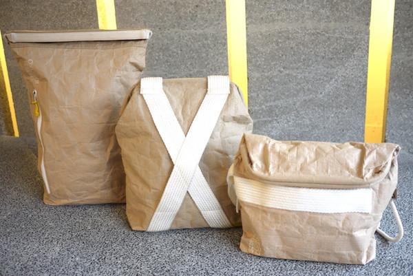 是【台灣設計】扛水泥沙袋超級有型!「背Pháin」紙背包登場!這篇文章的首圖