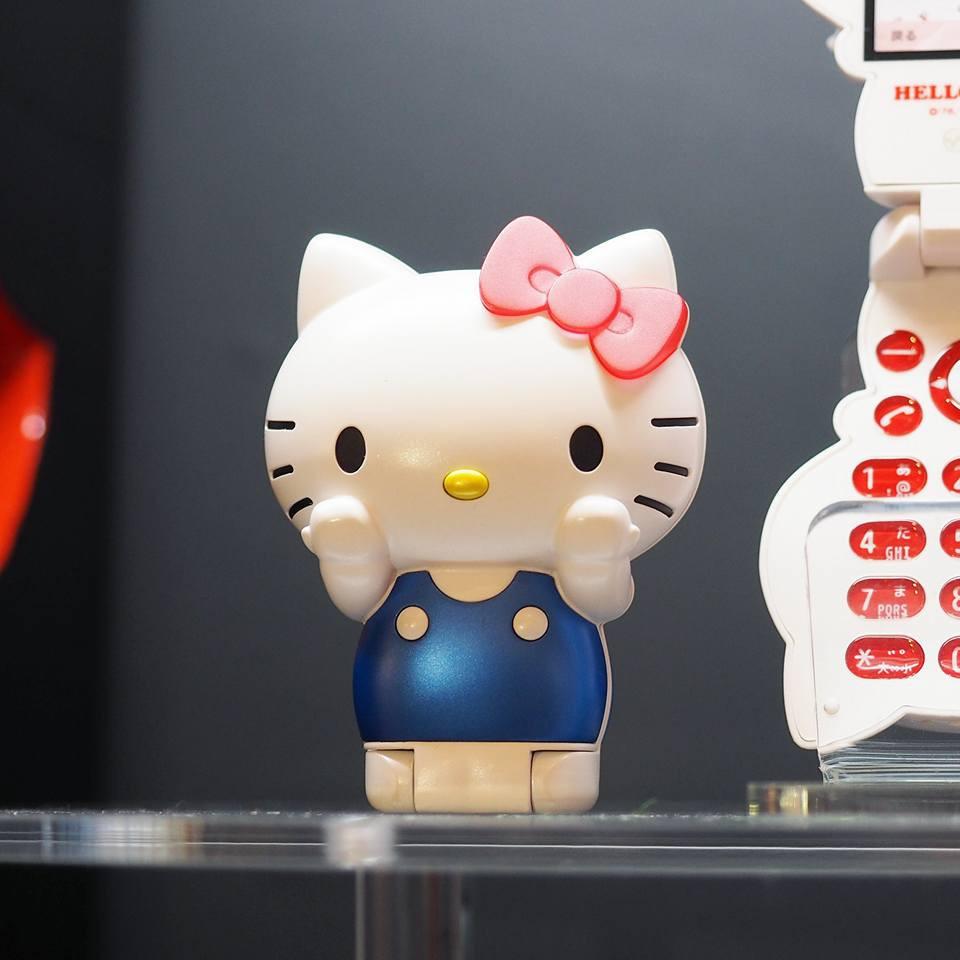是換什麼哀鳳這隻才酷!Hello Kitty 凱蒂貓手機開放預訂了這篇文章的首圖