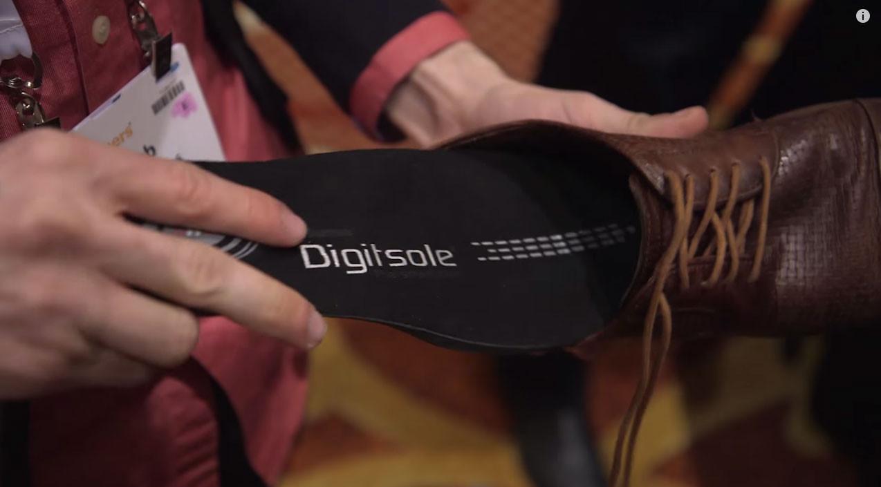 是CES 2015:聰明的加熱鞋墊,解決冬季四肢冰冷這篇文章的首圖