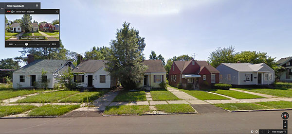 是由 Google Maps 來看消失的底特律這篇文章的首圖