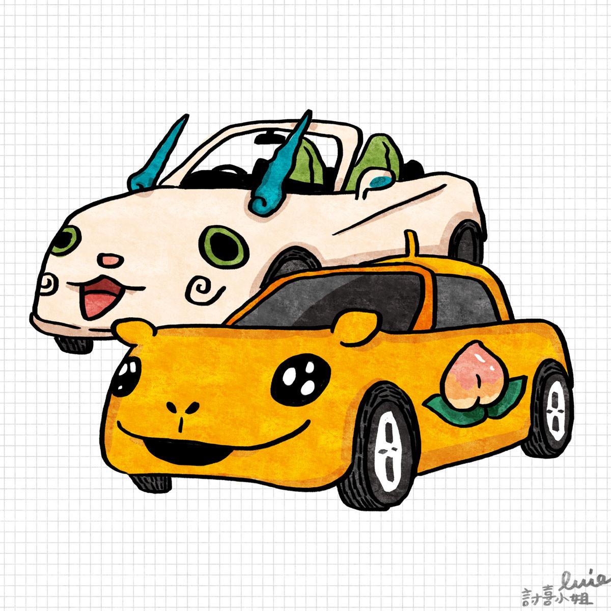 是今日新聞淺談:大發汽車設計比賽冠軍...是一隻貓!這篇文章的首圖