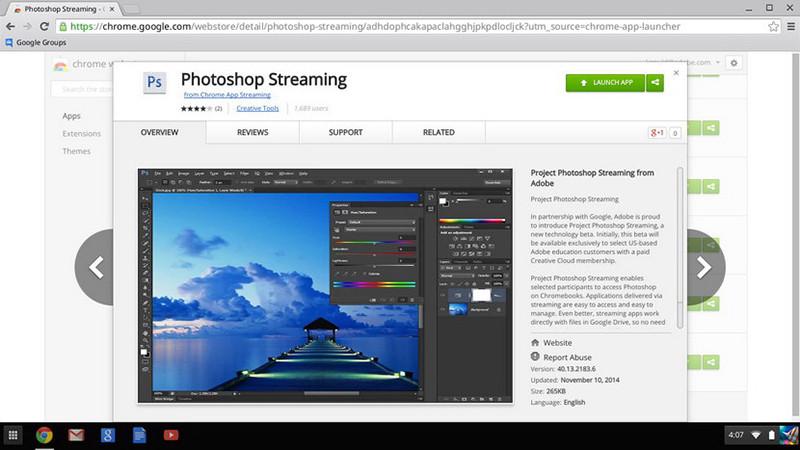 是Adobe 推出串流式 Photoshop,低階電腦都可用?!這篇文章的首圖