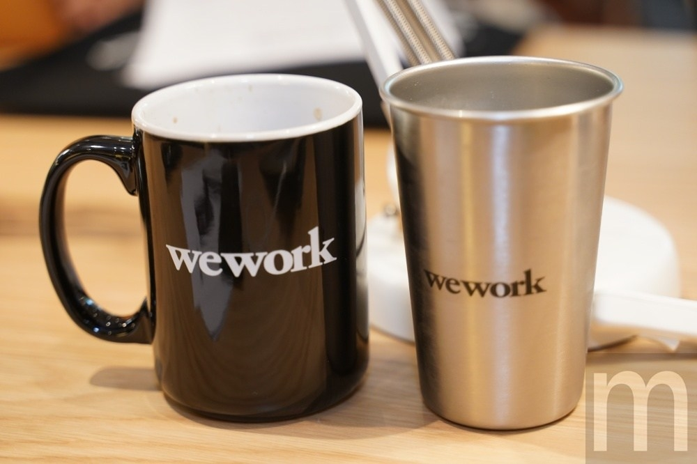 創新社群辦公空間服務WeWork進駐台灣 最快今年在台北設點