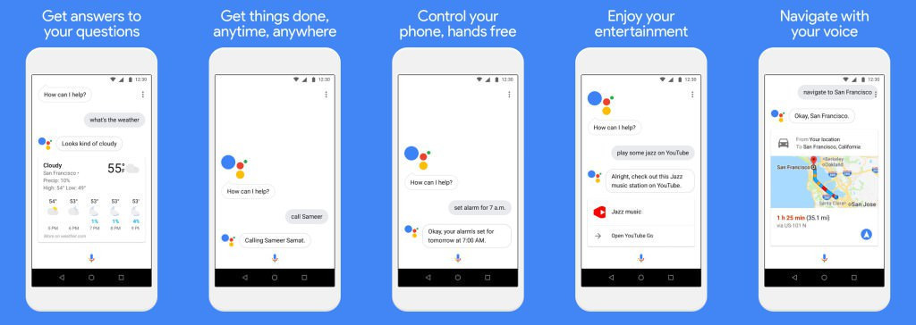 The Evolution of AI: Google Assistant | Float