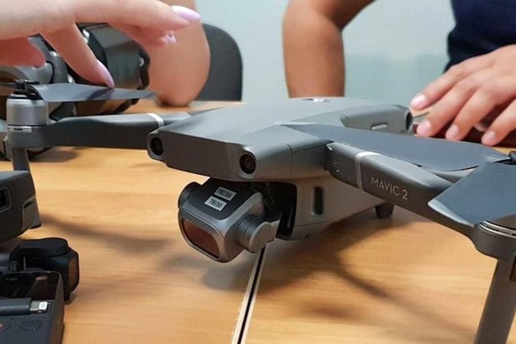 是DJI將於7/18揭曉Mavic 2 實機外觀曝光、相機模組可更換這篇文章的首圖