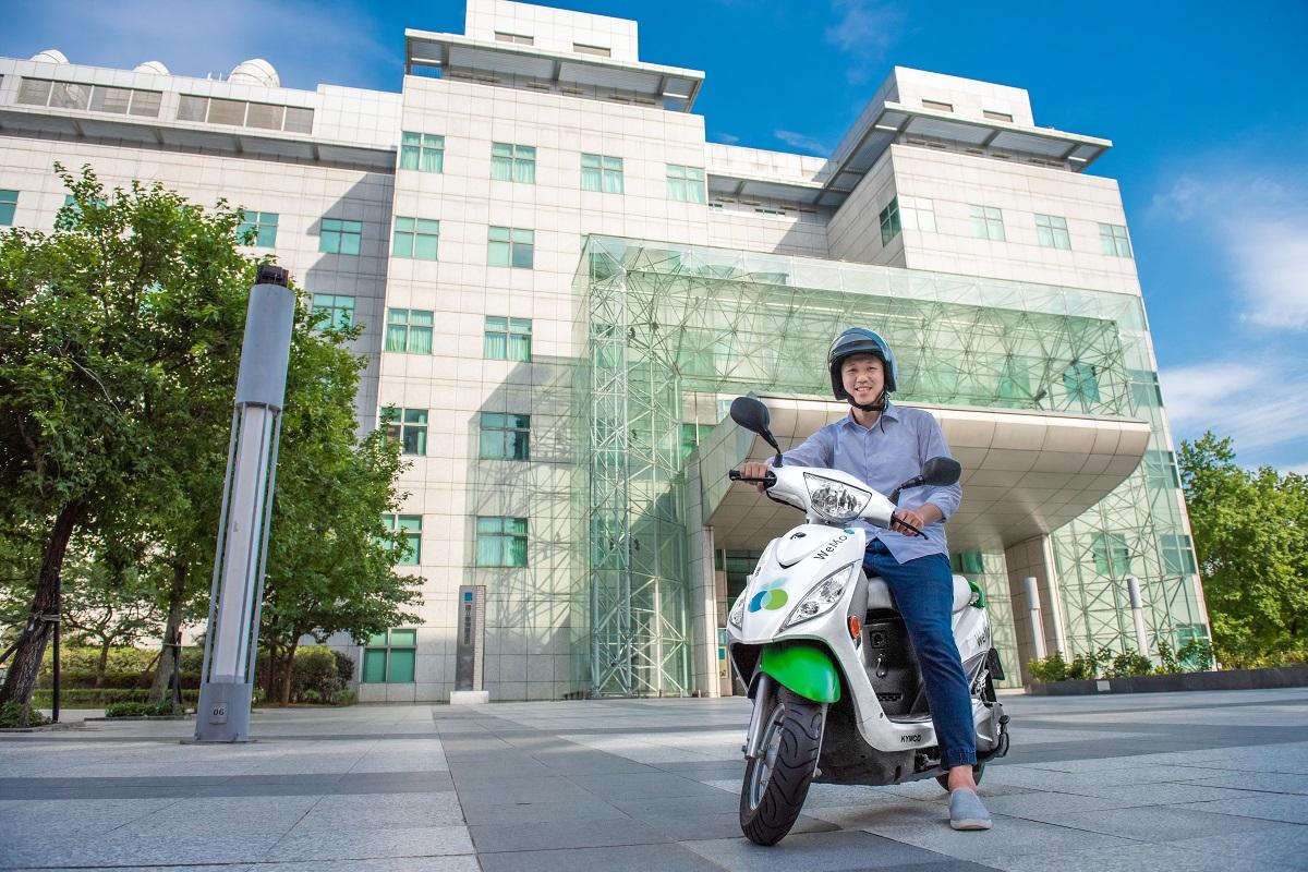 俥科技:WeMo電動機車開放新北永和區租賃 限時3天隨機1分鐘1元優惠