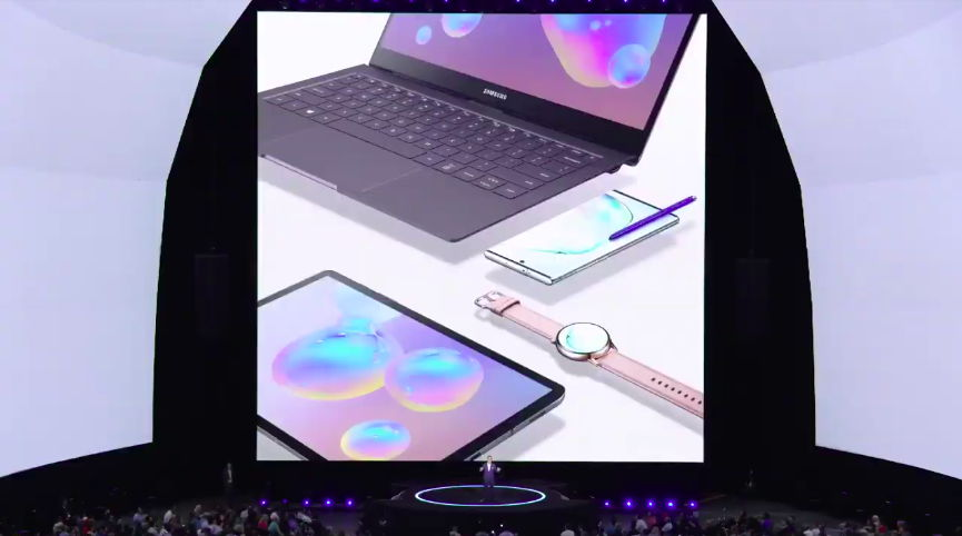 2019三星發表會懶人包:Galaxy Note 10、Note 10+、Watch Active 2、Tab S6、Book S