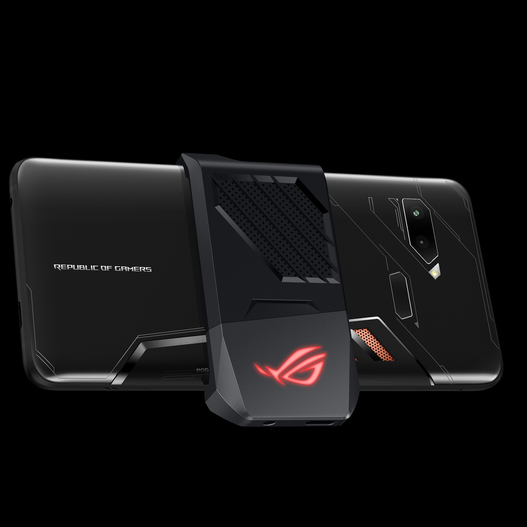 Smartphone, ROG Phone, Mobile Phones, 2018 Gamescom, , Asus, Republic of Gamers, Gamer, Computer hardware, Graphics Cards & Video Adapters, ROG Phone, gadget, technology, product, product, mobile phone, automotive design, electronic device, smartphone, hardware, font