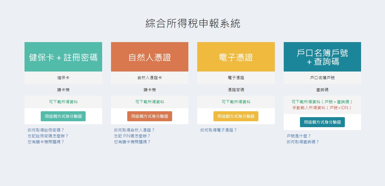Tax return, Tax, Natural person, Computer Software, Interface, Income tax, Macintosh, User, Mobile payment, System, 2018 報稅 介面, Text, Product, Font, Line, Diagram, Brand, Logo, Screenshot